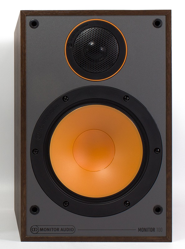 Monitor Audio Monitor 100 - Orange driver cone