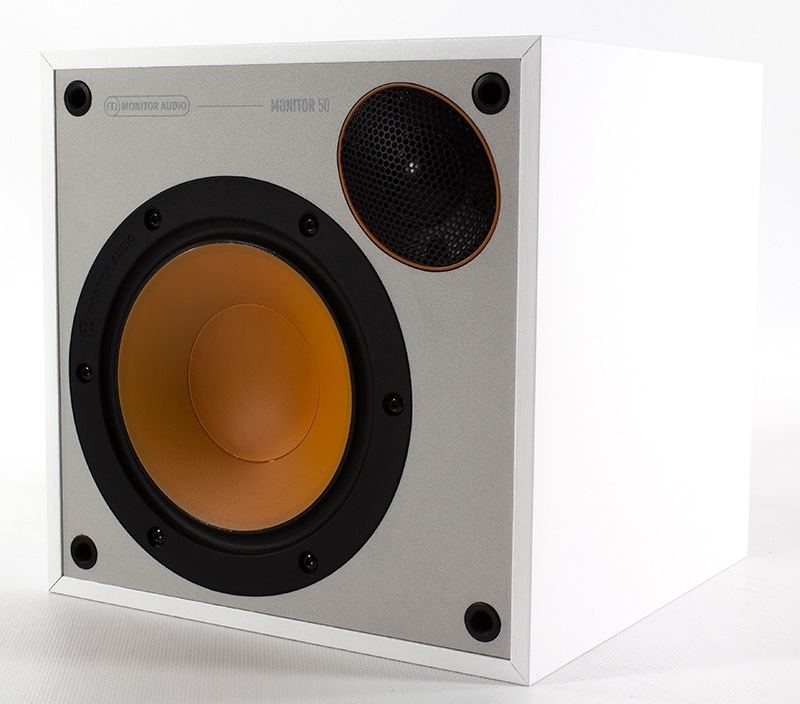 Monitor Audio Monitor 50 - Orange driver cone