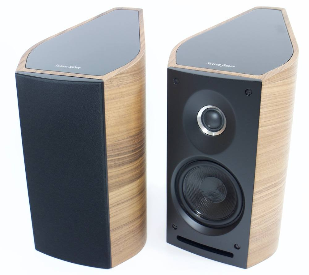 Sonus Faber Venere 1.5 Driver and tweeter