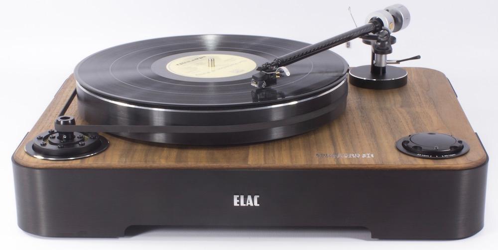 Elac Miracord 90 Platter