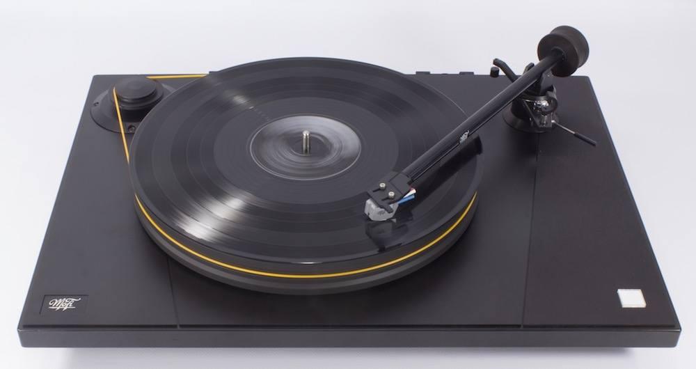 Mofi Ultradeck + Platter and drive