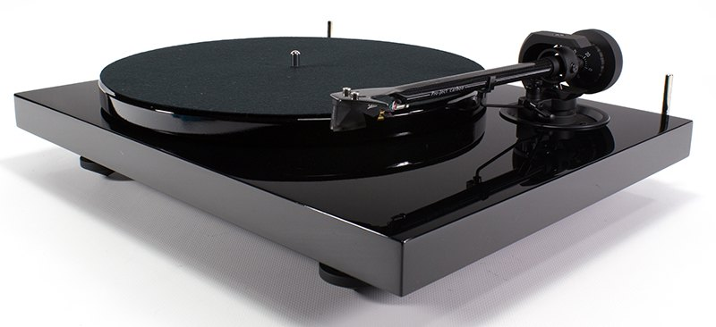 Pro-Ject 1 Xpression Carbon vinyl turntable