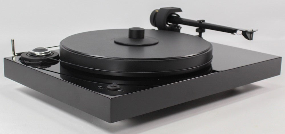 Pro-Ject 2-XPERIENCE SB DC Motor and drive