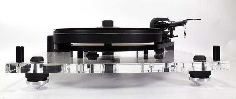 Pro-Ject 6 Perspex SB vinyl turntable