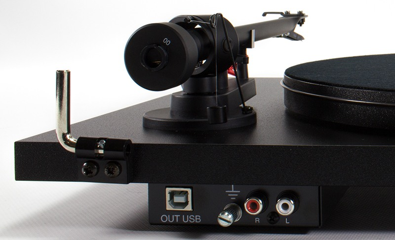 Pro-Ject Essential II Phono USB turntable - integrated phono preamplifier