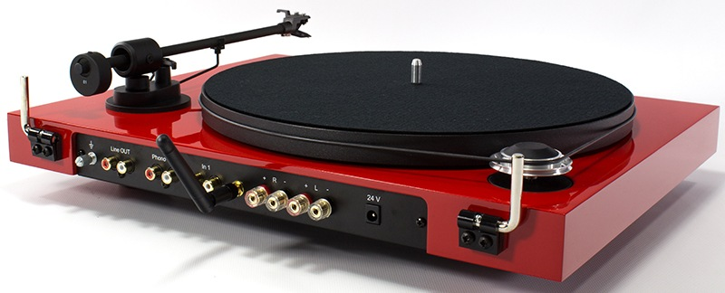 Pro-Ject Juke Box E All-in-One vinyl turntable