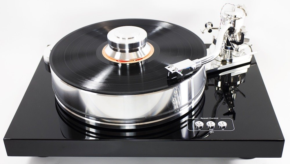 Pro-Ject Signature 10 vinyl turntable