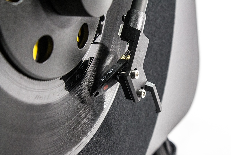 Pro-Ject VTE turntable - tonearm and phono cartridge