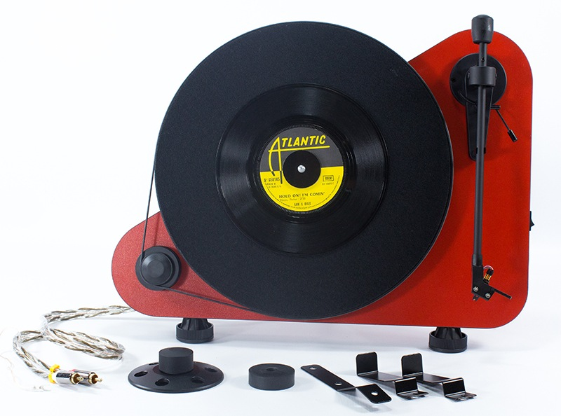 Pro-Ject VTE turntable - accessories