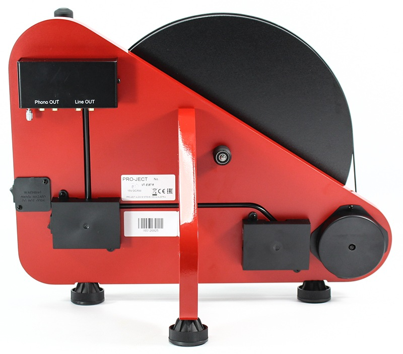 Platine vinyle Pro-Ject VTE - BT