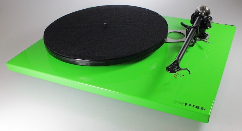 Rega RP6 - Plinth and platter
