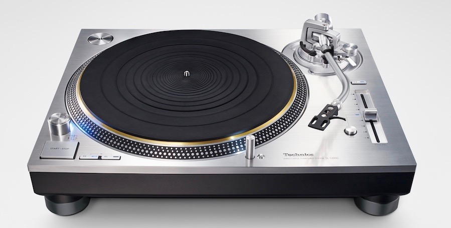 Technics SL 1200 G Motor and drive