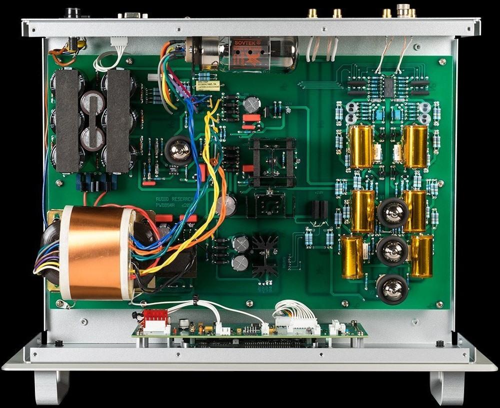 Audio Research PH9 - Circuit