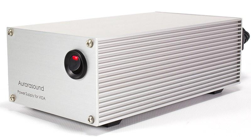 Aurorasound Vida Mono VI-8 - Power supplies