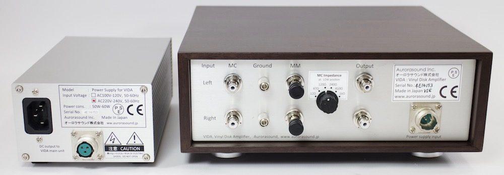 Aurorasound VIDA Connections