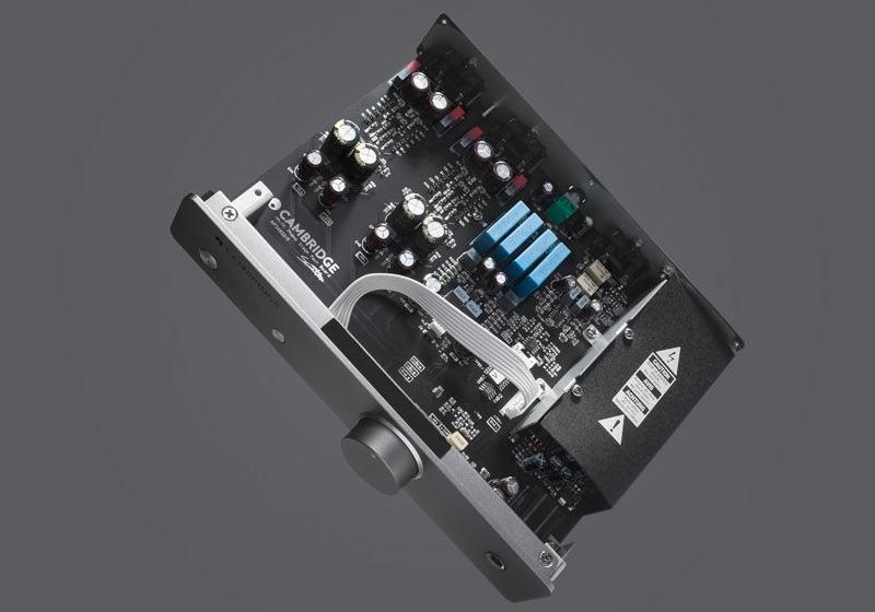 Cambridge Audio Duo MM/MC phono preamplifier