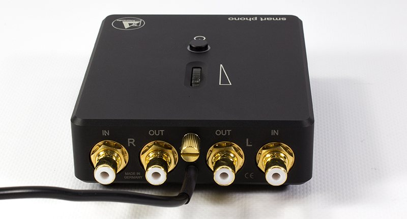 Clearaudio Smart Phono V2 phono preamplifier