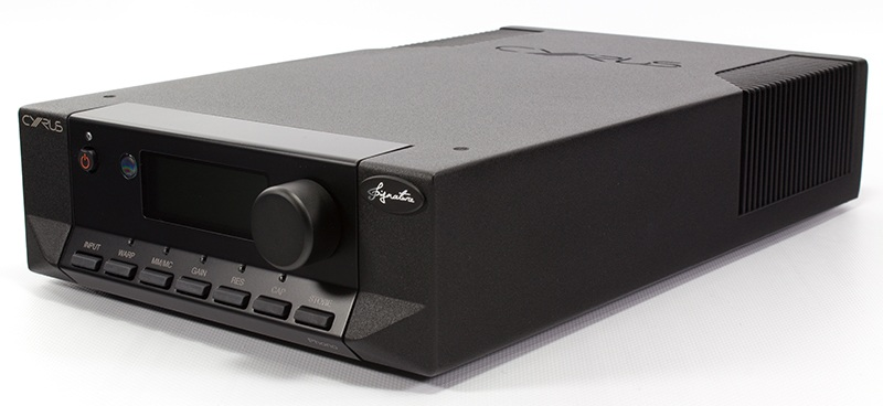 Cyrus Phono Signature phono preamplifier