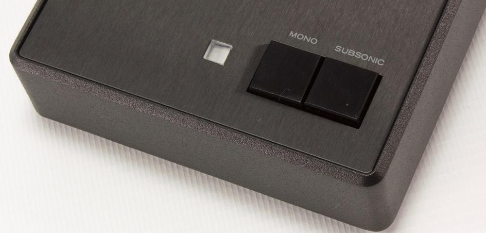 MoFi StudioPhono Buttons