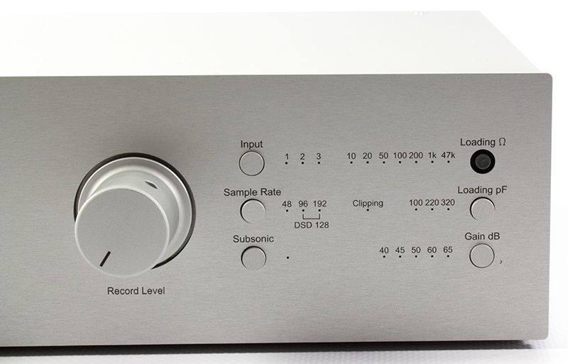 Phono Box DS2 USB phono preamplifier