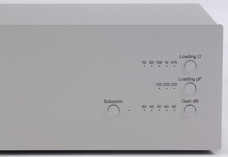 Pro-Ject Phono Box DS2 phono preamplifier