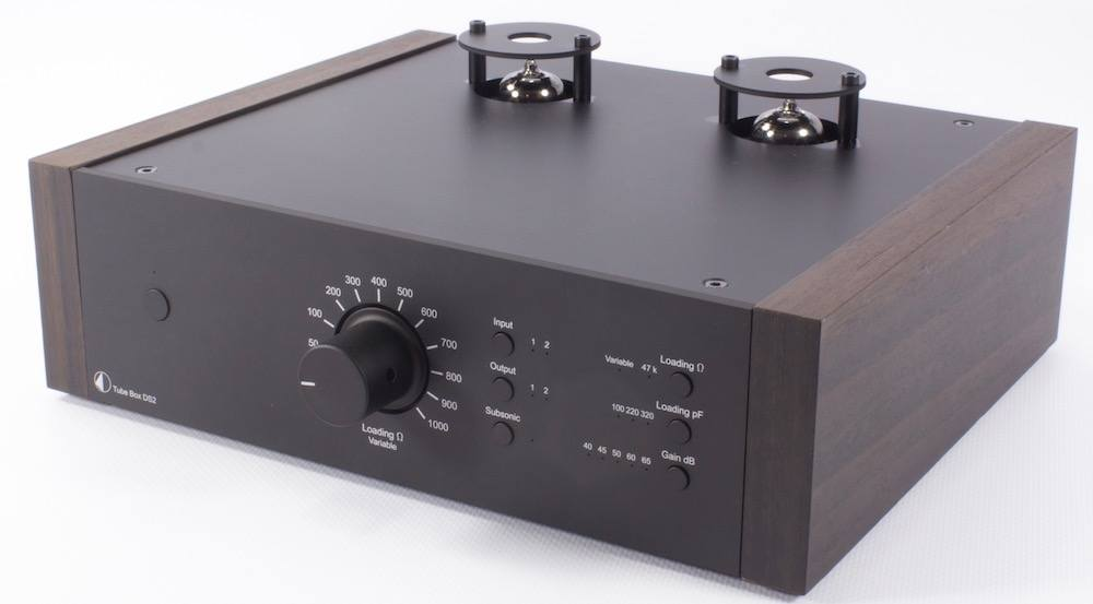 Pro-Ject Tube Box DS2 Chassis