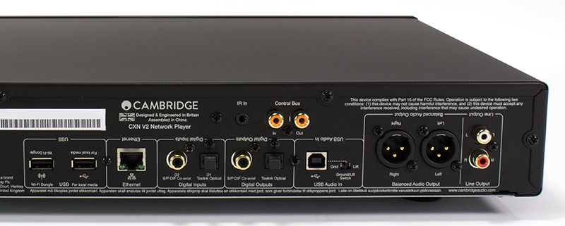 Cambridge Audio CX N V2 network player