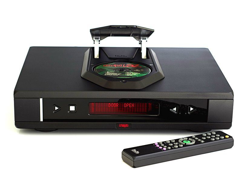 Rega ISIS - Top-loading CD player