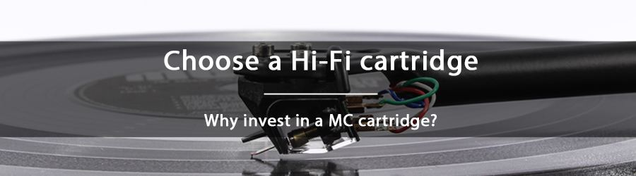 Why invest in a MC cartridge?