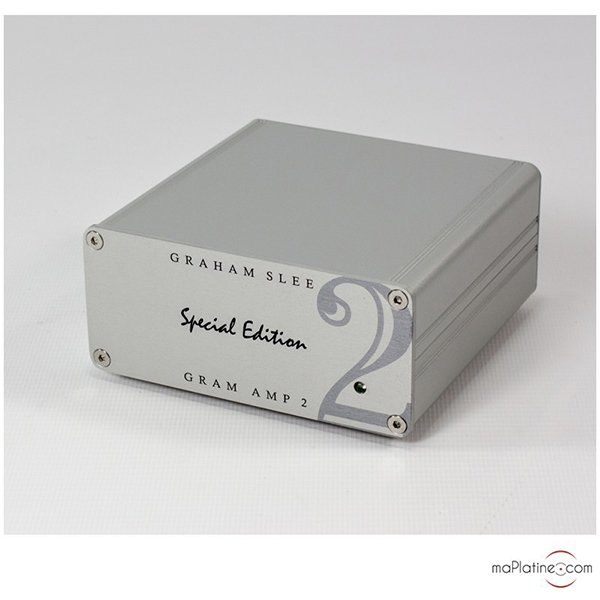 Graham Slee Gram Amp2 Special Edition MM phono preamplifier
