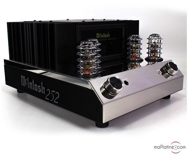Mc Intosh MA 252 integrated amplifier