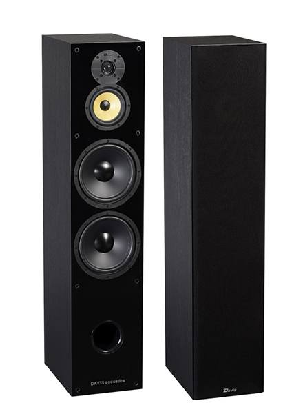 Davis Acoustics Balthus 90 tower speakers