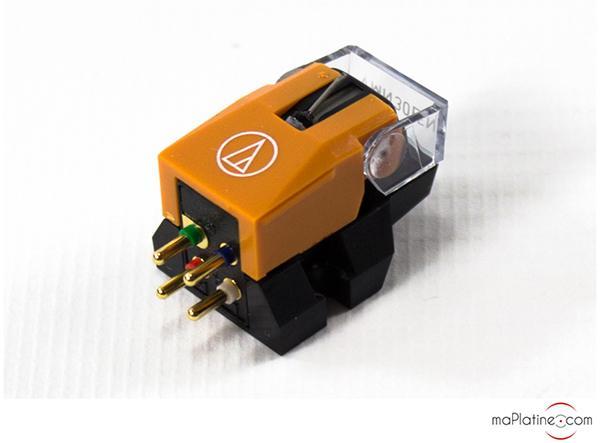 Audio Technica VM 530 EN MM cartridge