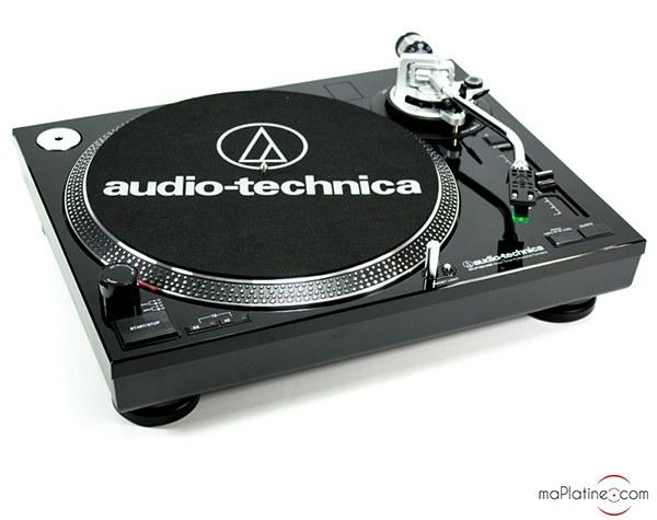 Audio Technica AT-LP120-USB HC Turntable