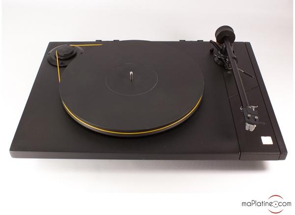 MoFi StudioDeck+ turntable