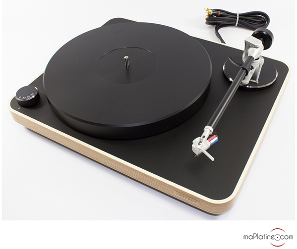 Clearaudio Concept MC WOOD manual turntable