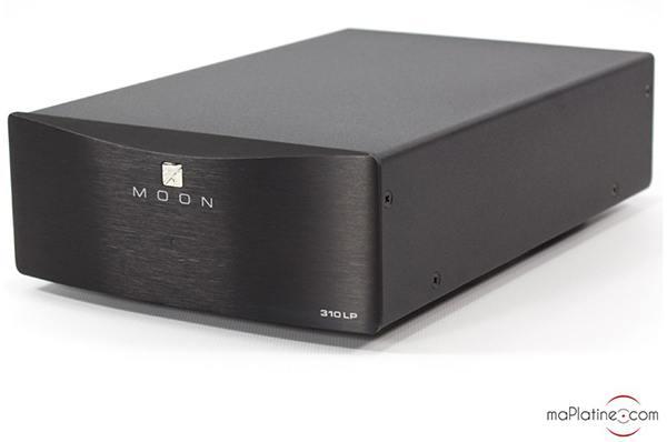 Moon NEO 310 LP V2 phono preamplifier