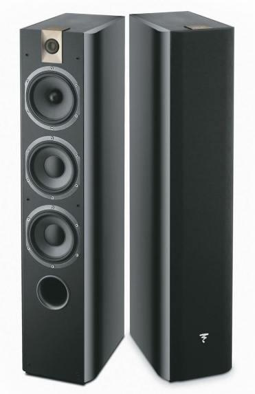 Focal Chorus 726 tower speakers