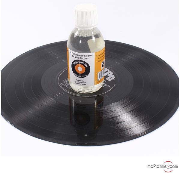 Simply Analog vinyl record cleaner
