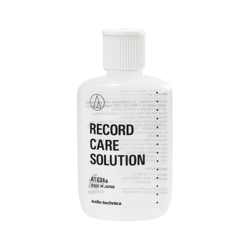 Audio Technica AT 634 cleaning solution