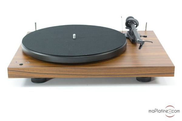 Pro-Ject Debut III Record Master manual turntable