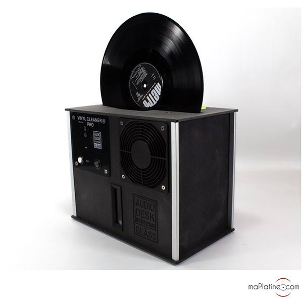 Audio Desk Systeme Vinyl Cleaner record cleaning machine