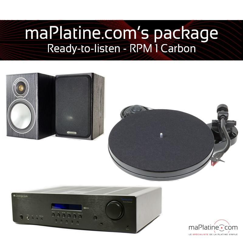 RPM 1 Carbon Hi-Fi system
