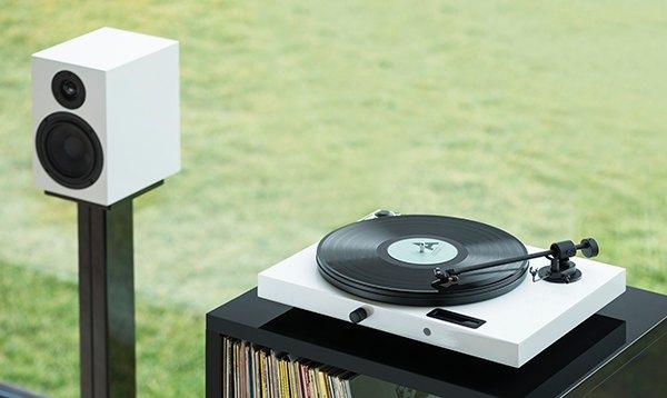 Juke Box E ready-to-listen package