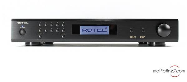 Rotel T11 DAC FM tuner