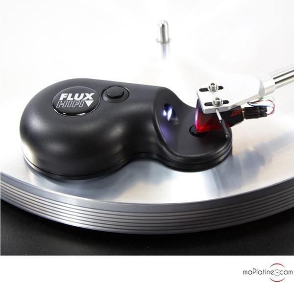 Flux Hi-Fi Sonic stylus cleaner