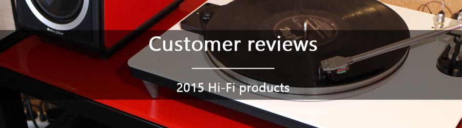 2015 Customer Reviews