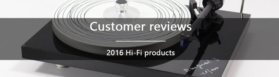 2016 Customer Reviews