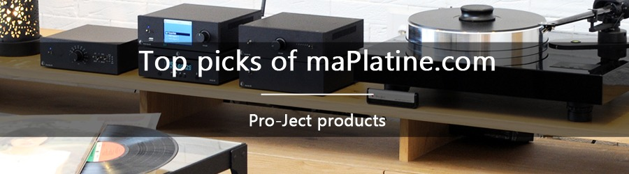 Our Pro-Ject top picks