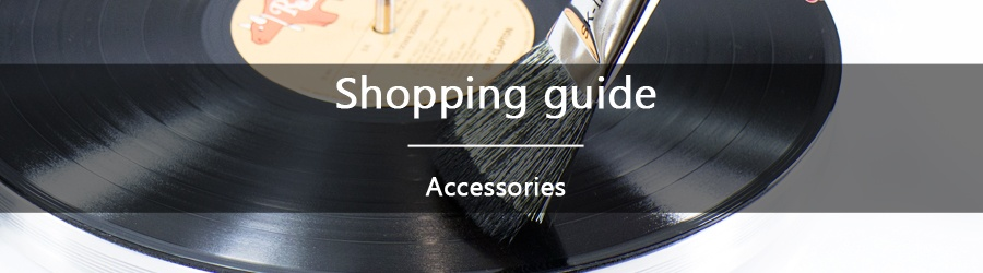 Purchase guide : accessories